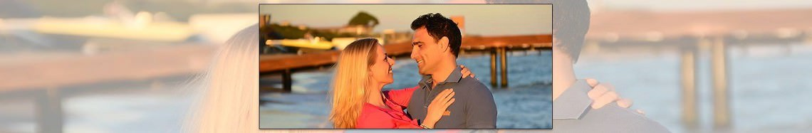 Uw huwelijksreis verzorgt door de professionals van Scenic Travel