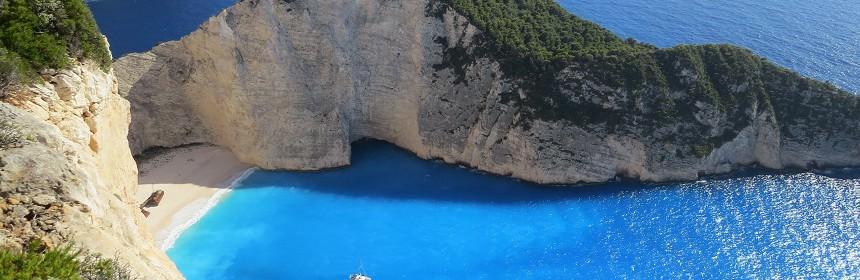 De Griekse kust verkennen op zoek naar het verlaten strand via Scenic Travel - Zoetermeer