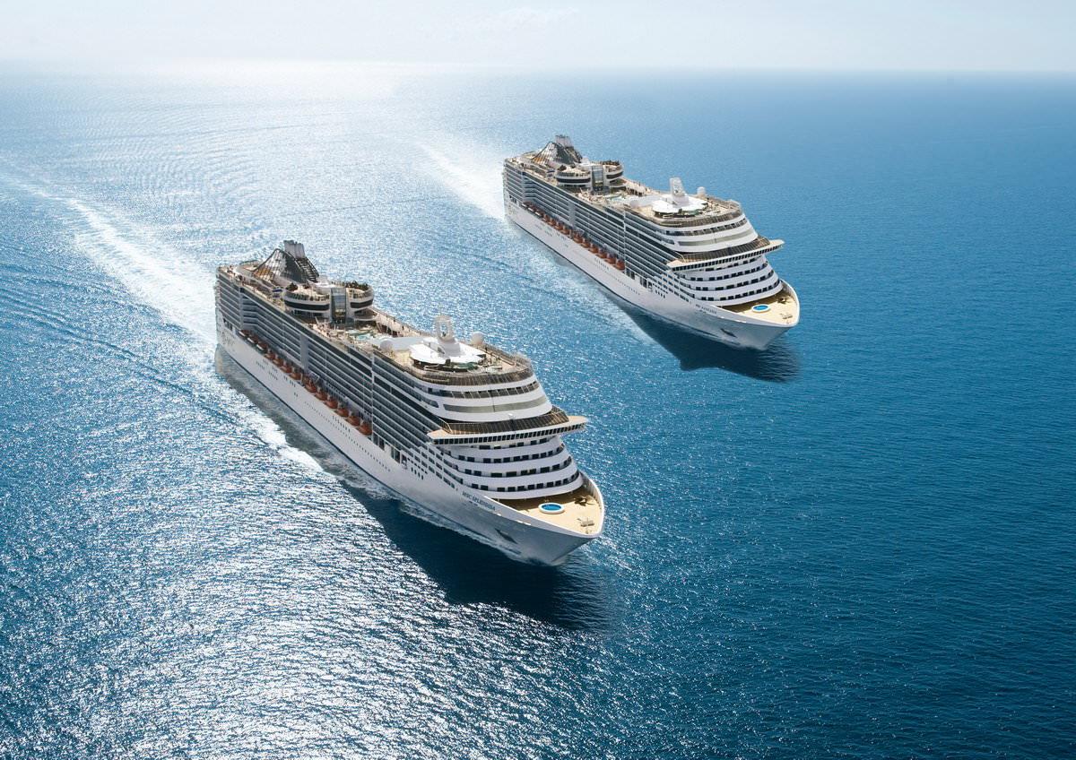 Cruisevakanties wereldwijd