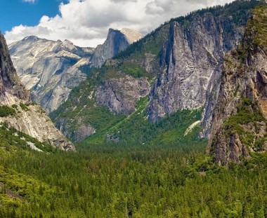 Yosemite Valley in de USA via Scenic Travel, Zoetermeer