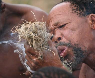 Botswana - bosjesmannen