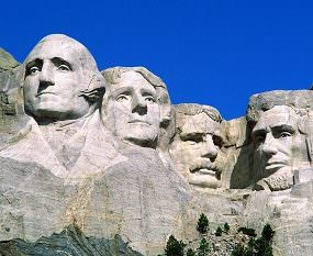 Mount Rushmore Amerika via Scenic Travel Zoetermeer