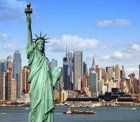Vrijheidsbeeld New York Amerika via rondreis met Scenic Travel - Zoetermeer