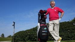 Helmuth van Heel golfprofessional Scenic Travel