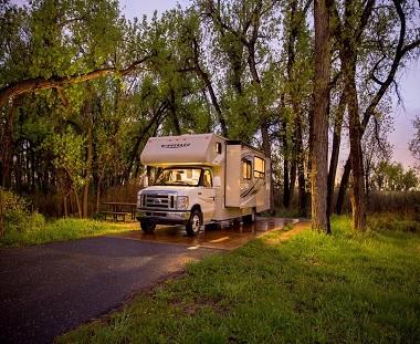 Campervakanties wereldwijd