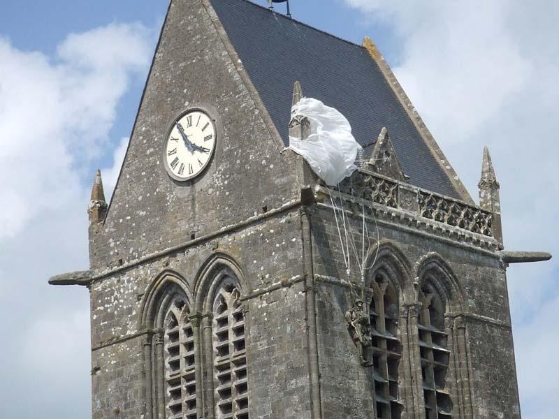 Sainte Mere Leglise
