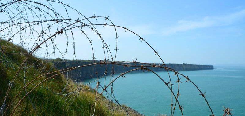 D-Day-stranden-in-Normandië-