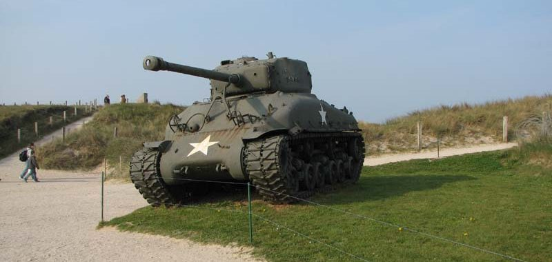 Utah_Beach_Sherman